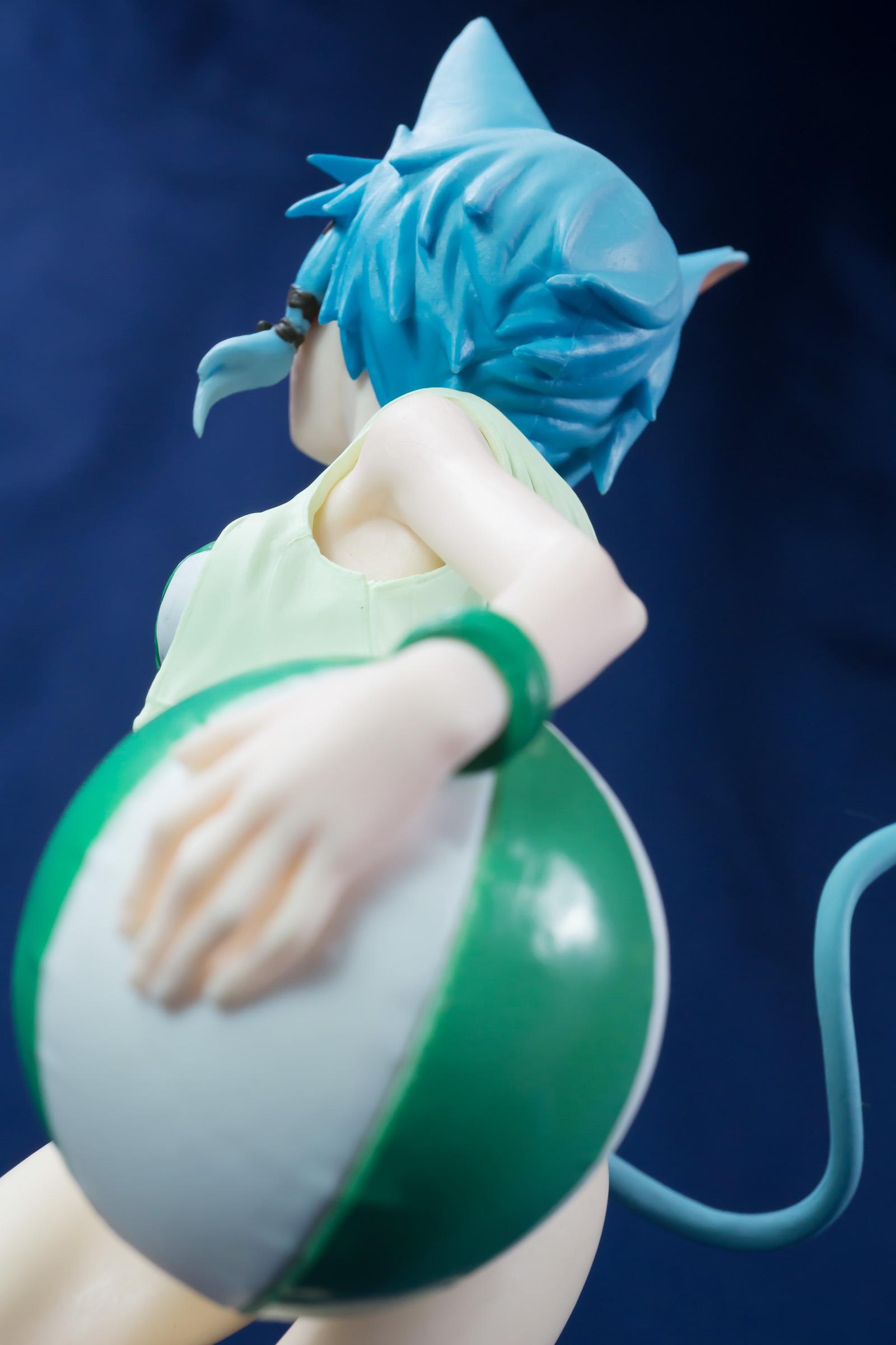 【フィギュアレビュー】ソードアート・オンライン コード・レジスタ EXQフィギュア~オーシャンケットシーシノン~