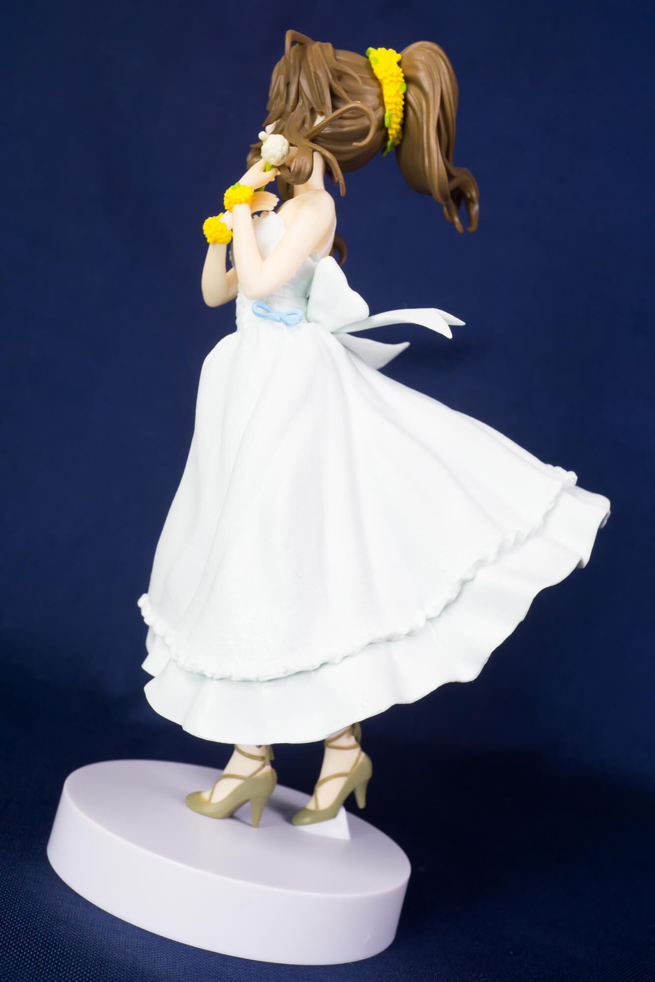 【フィギュアレビュー】アイドルマスター シンデレラガールズ EXQフィギュア~高森藍子~