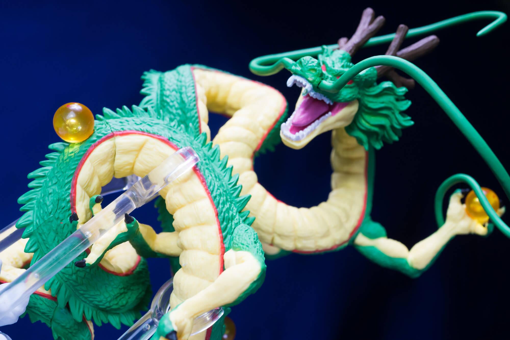 【フィギュアレビュー】ドラゴンボールZ CREATOR×CREATOR-SHENRON-
