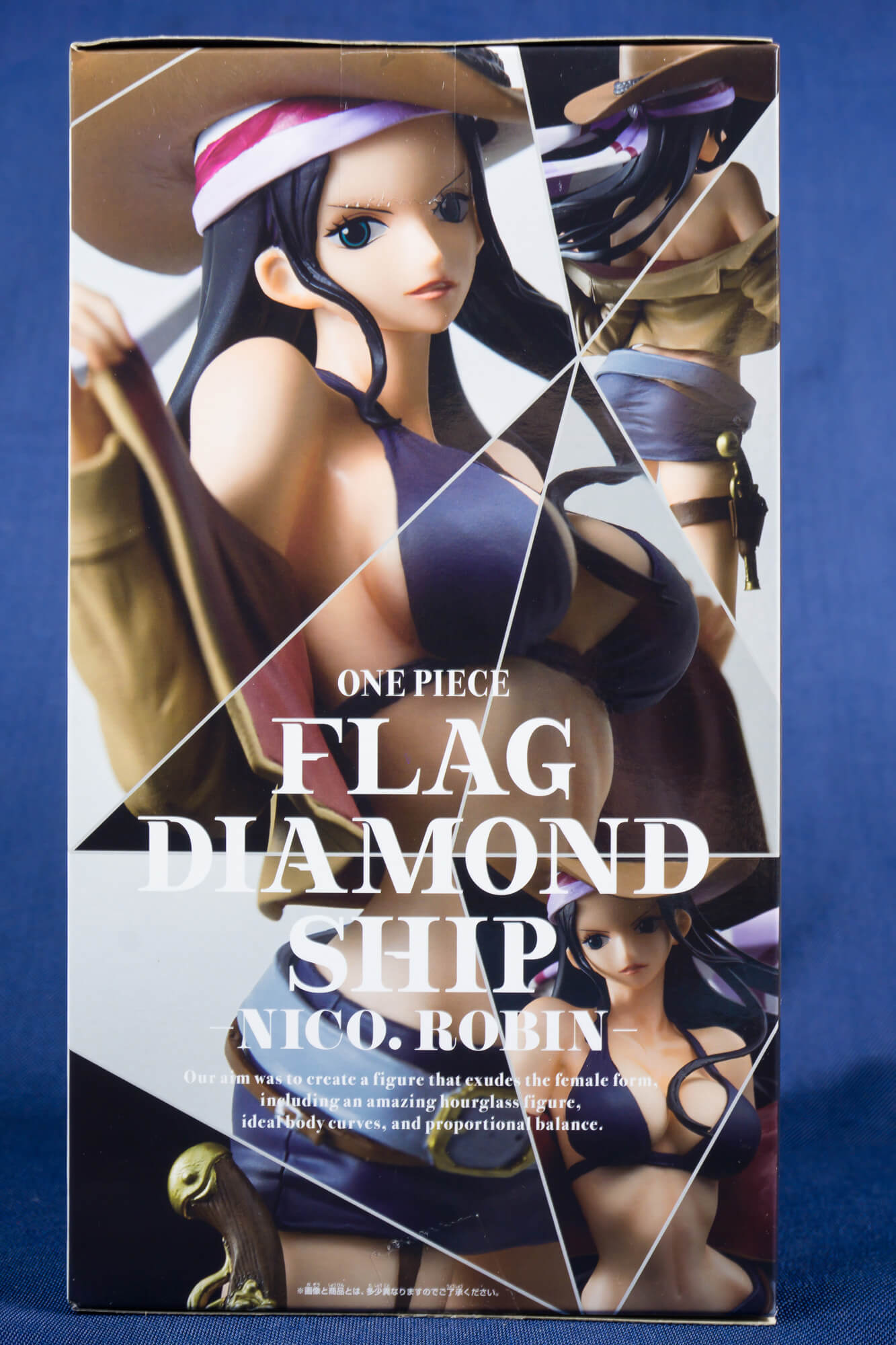 ワンピース FLAG DIAMOND SHIP-NICO.ROBIN-